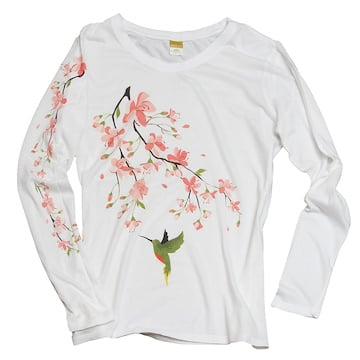 Long Sleeve Hummingbird (Hers)