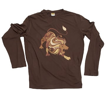 Long Sleeve Lion (Unisex)