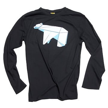Long Sleeve Polar Bear (Unisex)