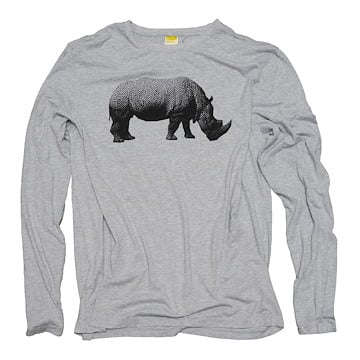 Long-Sleeve Rhino (Unisex)