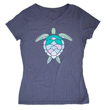 V-Neck Sea Turtle (Hers)