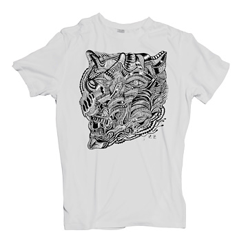 Gray Zio Tiger (Unisex)