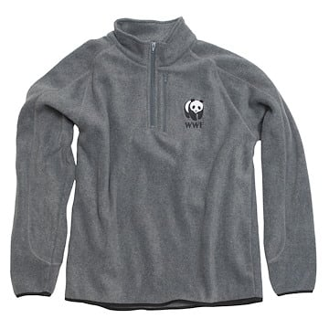 Panda Logo 1/4 Zip Fleece (Unisex)