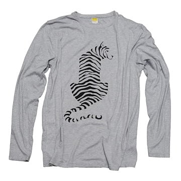 Long-Sleeve Tiger (Unisex)