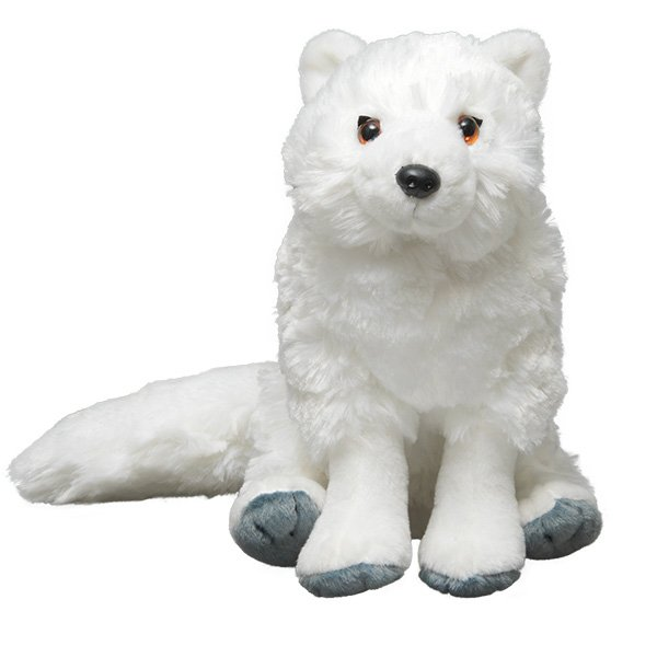 Arctic plush | Donation thank you gift | Adoptions from WWF