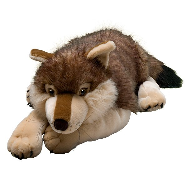 Wolf Family Toy : Adopt a gray wolf symbolic animal adoptions from wwf